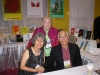 With Mordicai Gerstein & librarian Ellen Loughran
