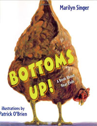 BOTTOMS UP! A Book About Rear Ends