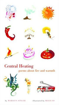 CENTRAL HEATING: Poems about Fire and Warmth