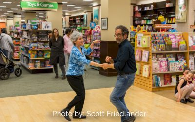 Marilyn Singer: 05-09-15 Barnes & Noble; Park Slope, Brooklyn