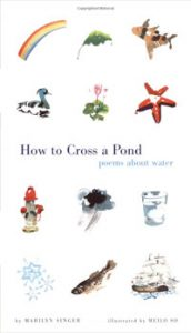 HOW TO CROSS A POND
