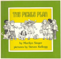 The Pickle Plan